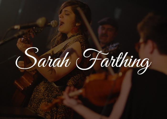 Sarah Farthing