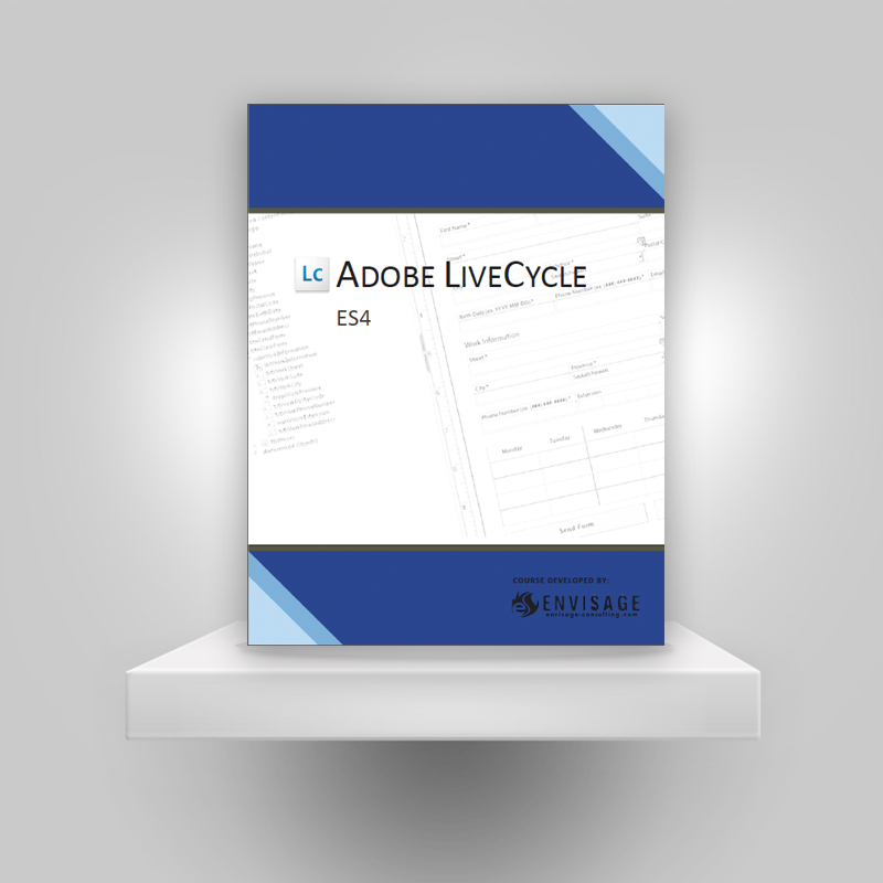 LiveCycle ES4 Training Manual