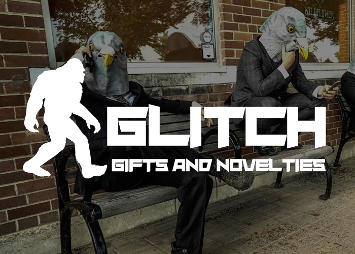 Glitch Gifts And Novelties
